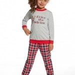 Dívčí pyžamo Cornette 592/69 Winter