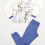 Dívčí pyžamo Disney WD22966 10 Krémová