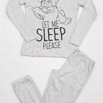Dívčí pyžamo Disney WD22989