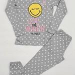 Dívčí pyžamo Smile PL22049