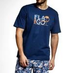 Pánské pyžamo 326/70 Flamingo