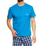Pánské pyžamo 36830 Urge blue