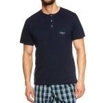 Pánské pyžamo 36830 Urge dark blue