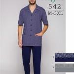 Pánské pyžamo 542
