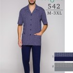Pánské pyžamo 542BIG