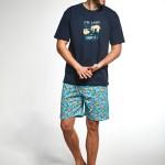 Pánské pyžamo Cornette 326/73 I'm Lazy kr/r S-2XL