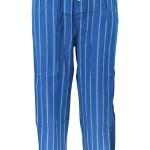 Pánské pyžamové kalhoty U1197A-20C modrá – Calvin Klein