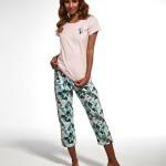 Trojdílné dámské pyžamo Cornette 665/150 Together
