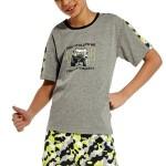 Chlapecké pyžamo 218/74 Young jeep