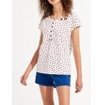 Dámské krátké pyžamo FA6731PB – Noidinotte