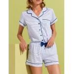 Dámské krátké pyžamo FA6768PB – Noidinotte