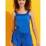 Dámské krátké pyžamo FA6795AB – Noidinotte