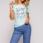 Dámské pyžamo 2163 Rachel 01