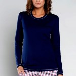 Dámské pyžamo Aneta blue