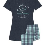 Dámské pyžamo Muzzy 9286-315 kr/r S-XL