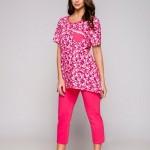 Dámské pyžamo Regina 885 kr/r 2XL