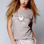 Dámské pyžamo Small owl