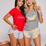 Dámské pyžamo Taro Nessa 2288 kr/r S-XL '19