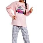 Dívčí pyžamo 534/81 Go to Rome