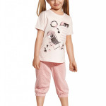 Dívčí pyžamo 571/46 I love