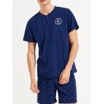 Pánské trojdílné pyžamo FC1992PB – Noidinotte