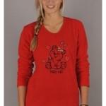 Dámské pyžamo Kočka – Vienetta