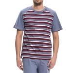 Pánské bavlněné pyžamo Quido s proužky