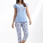 Dámské pyžamo 435 – Luna