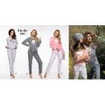 Dlouhé dámské pyžamo 2226 MAJA S-XL 2019/2020 J