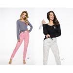 Dlouhé dámské pyžamo 2317  KAMI S-XL 2019/2020 J