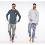 Pánské pyžamo – dlouhé 2337 KONRAD M-2XL 2019-2020 J