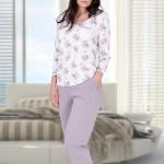 Dámské pyžamo LINDA 679