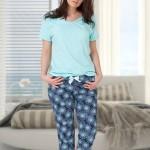 Dámské pyžamo M-Max Gala 622 kr/r M-2XL