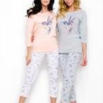 Dámské pyžamo Taro Agnierszka 2234 3/4 S-XL '19