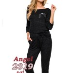 Dámské pyžamo Taro Angel 2319 dł/r S-XL '20