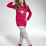 Dívčí pyžamo 594/92 Kids kitten