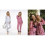 Dlouhé dámské pyžamo 791 KOKO S-XL 2019/2020 J
