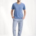 Pánské pyžamo Luna 778 kr/r M-2XL