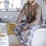 Pánské pyžamo MNS 041 B19