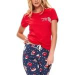 Dámské pyžamo 9722