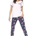 Dámské pyžamo Dn-nightwear PM.9722