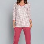 Dámské pyžamo Italian Fashion Mariola r.3/4 sp.3/4