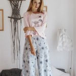 Dámské pyžamo LNS 596 B19