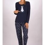 Dámské pyžamo Zajíček – Vienetta