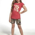 Dívčí pyžamo 788/64 Young emoticon