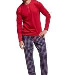 Pánské pyžamo 37293 Void red