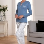 Dámské pyžamo Cotonella DD675