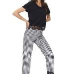 Dámské pyžamo Dn-nightwear PM.9728