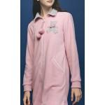 Dámské pyžamo GE2055PB růžová – Noidinotte