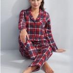 Dámské pyžamo Luna 597 M-2XL